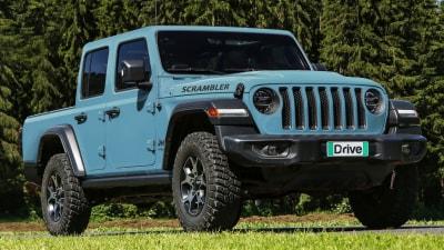 Coming Soon: Jeep Scrambler