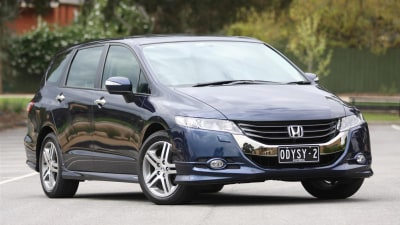 2011 Honda Odyssey Luxury Review