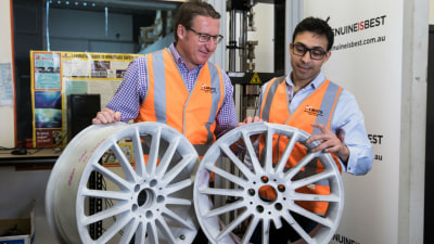 Counterfeit Alloy Wheels Fail In Local FCAI Tests