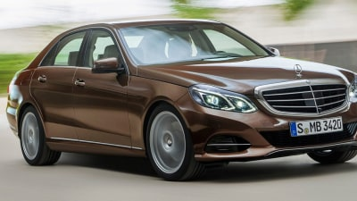 2014 Mercedes-Benz E-Class Surfaces Online Ahead Of Unveiling