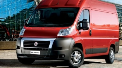 2014 Fiat Ducato: More Power And New Features For Australia