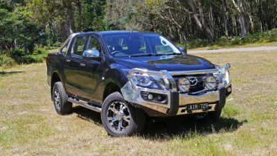 Mazda BT-50 Recalled For Airbag Inflator Inaction