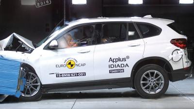 BMW X1 | Jeep Renegade | Volkswagen Tiguan Earn ANCAP 5-Star Ratings