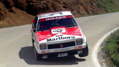 Marlboro HDT Torana A9X, Other Bathurst Legends To Appear At Top Gear Live