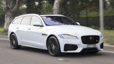 2018 Jaguar XF Sportbrake 30d S she says, he says review