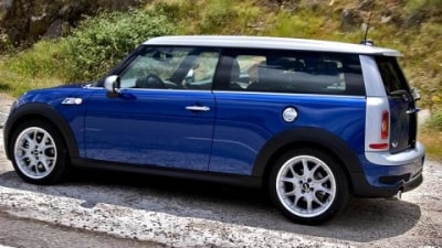 Mini Clubman official pictures