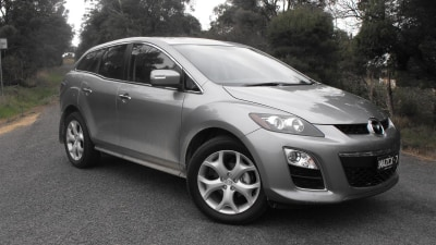 2010 Mazda CX-7 Luxury Sports Road Test Review