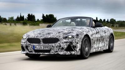 2018 BMW Z4 Prototype revealed