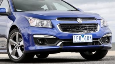 Holden Cruze production ends