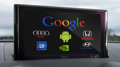 Google Forms Android Alliance With Audi, GM, Honda, Hyundai, Nvidia