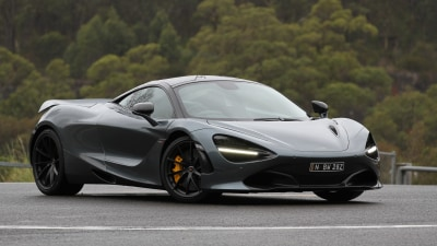 2018 McLaren 720S new car review