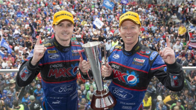 2013 Bathurst 1000: Winterbottom, Richards And Ford The Big Winners
