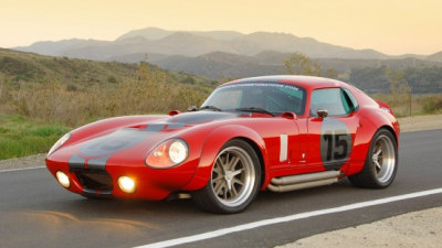 Shelby Daytona Coupe Le Mans Edition By Exotic Auto Restoration