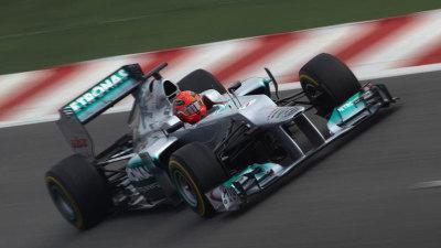 F1: FIA Still Believes Mercedes F-duct Legal