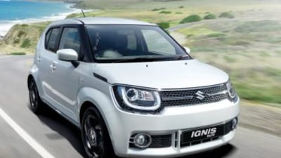 2017 Suzuki Ignis she says, he says review
