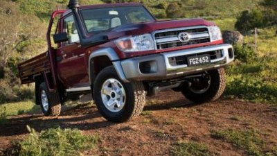 New Toyota LandCruiser 70-Series brings updated tech, safety