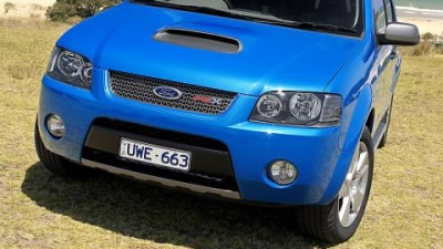 2008 FPV F6X to debut at Melbourne Motor Show