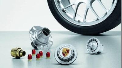 Porsche Offers 'Race-Tech' Wheels Option For 911 Turbo Models