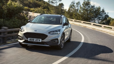 Ford unveils new Focus hatch