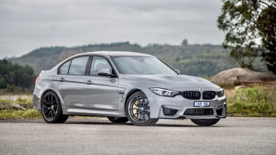 BMW M3 CS 2019 review