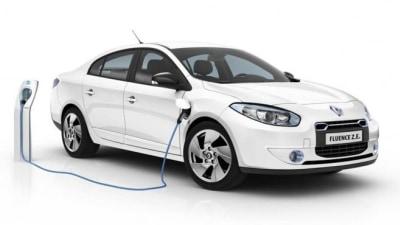 Renault Fluence Z.E. Leaves Europe: Report