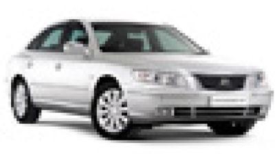 Hyundai Grandeur CRDI