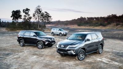 Toyota Fortuner used car review