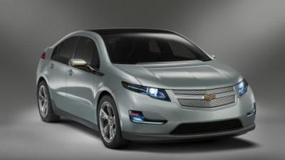 Chevrolet Volt Officially Revealed