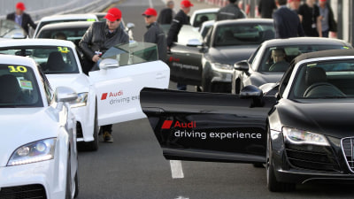 TMR Tested: Audi Drive Experience Program Launched At Phillip Island