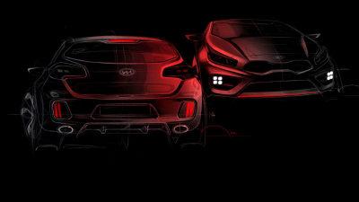 Kia Pro_Cee'd GT Details Confirmed