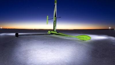 UK Pilot Breaks Wind-Powered Land Speed Record In 'Greenbird'