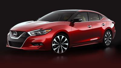 2016 Nissan Maxima Revealed: Video
