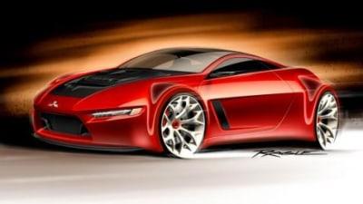 Mitsubishi Concept RA introduces environmentally friendly performance