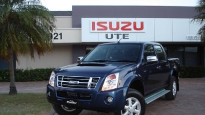 2009 Isuzu D-MAX Ute Range To Debut Shortly