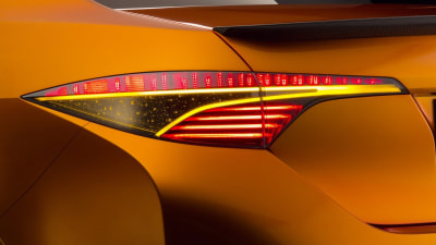 Toyota Teases Furia Concept For Detroit