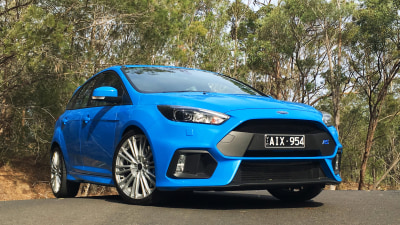 Ford Focus RS REVIEW | Simply Brilliant - An AWD 'Power-on Oversteer' Rocket