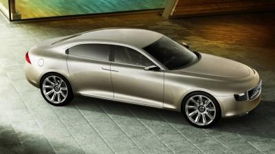 Volvo At Frankfurt: New Concept, New Engines, New Platform