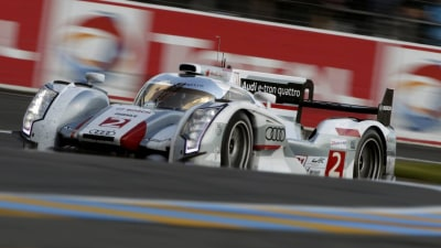Audi Takes Le Mans With 1-2-3 Finish