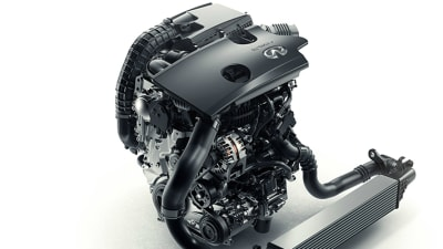 New Variable Compression Engine For Infiniti Unveiled Ahead Of Paris Motor Show