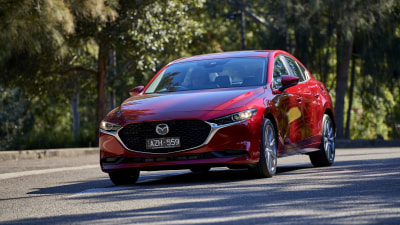 2019 Mazda 3 sedan review: G25 Evolve manual