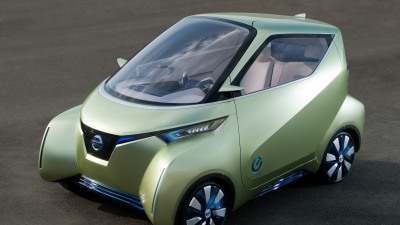 Nissan Queues Up Green Concepts For Tokyo