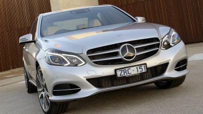2013 Mercedes-Benz E-Class On Sale In Australia