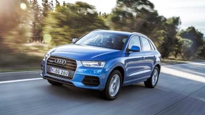 2015-18 Audi Q3 recalled