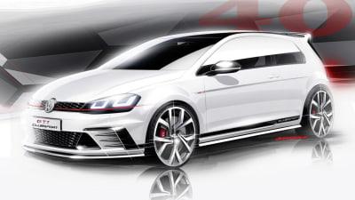 Volkswagen Golf GTI Clubsport Teased Ahead Of Woerthersee Debut