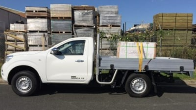 Short Haul: Nissan Navara RX 4×4