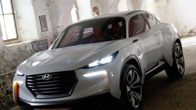 Hyundai Intrado SUV Concept Revealed