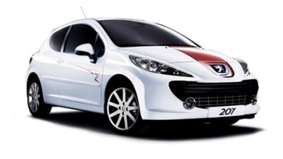Peugeot 207 HDi Le Mans Series Announced