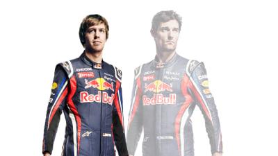 F1: Webber 'Pushes Vettel Hard', Ricciardo Shadow Looms On Teammates