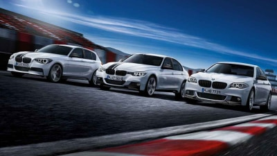 BMW M Performance Parts Range Announced For 1, 3, 5 Series