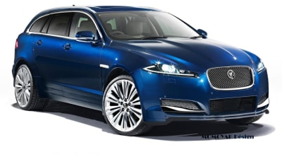 Jaguar XQ SUV Due In 2015: Report